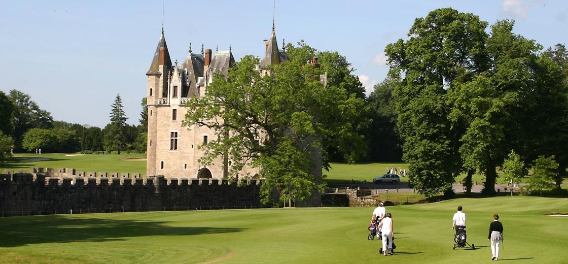Golf 4 – Domaine de la Bretesche